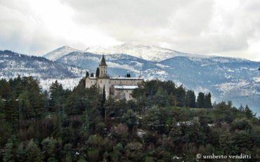 Itinerario Cima dell'Auricola-Piana di Lucerna