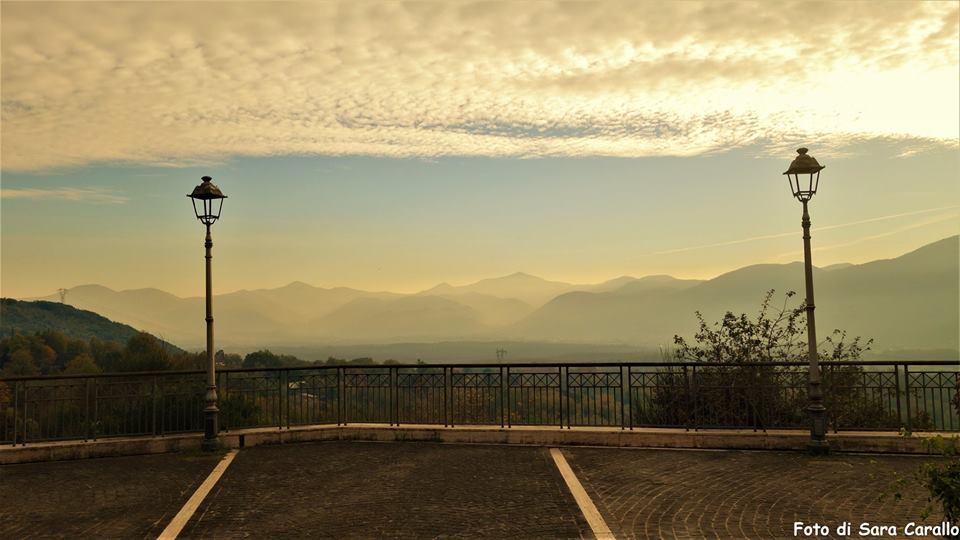 Itinerario alla scoperta di Villa Santo Stefano