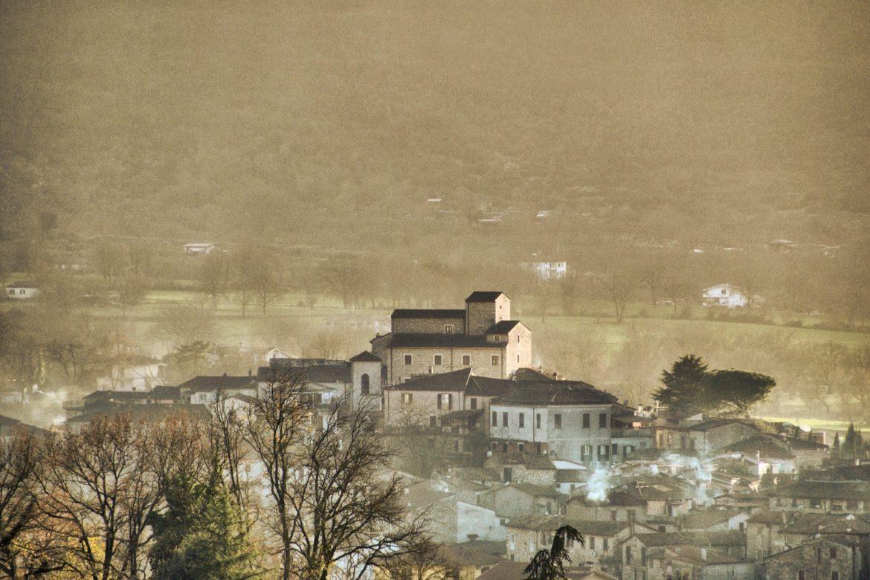 Itinerario Abbazia di Fossanova - Santuario dell'Auricola
