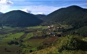 Itinerario Monte Alto-Amaseno-Bosco di Selva Piana