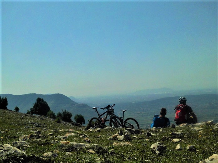 Itinerario tra i monti Ausoni e i monti Lepini