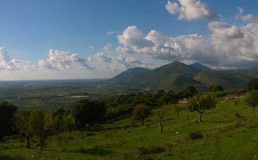Itinerario Sonnino-Bosco di Polverino