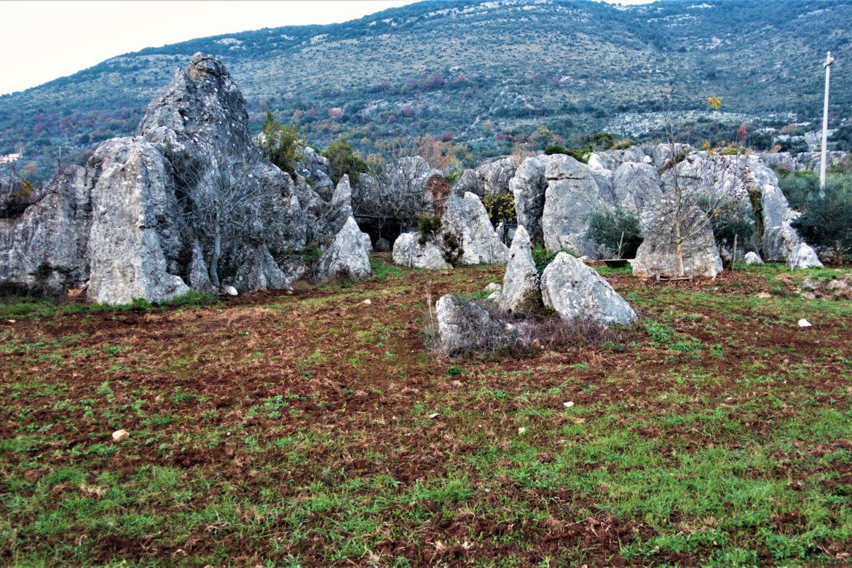 Itinerario Sonnino-Campo Soriano