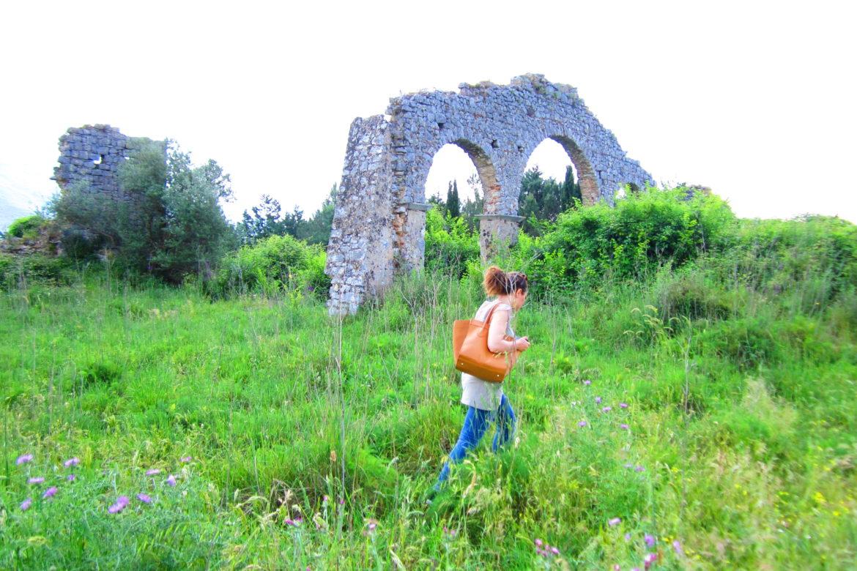 """Itinerario """"Lungo le tracce della Via Francigena del Sud"""""""