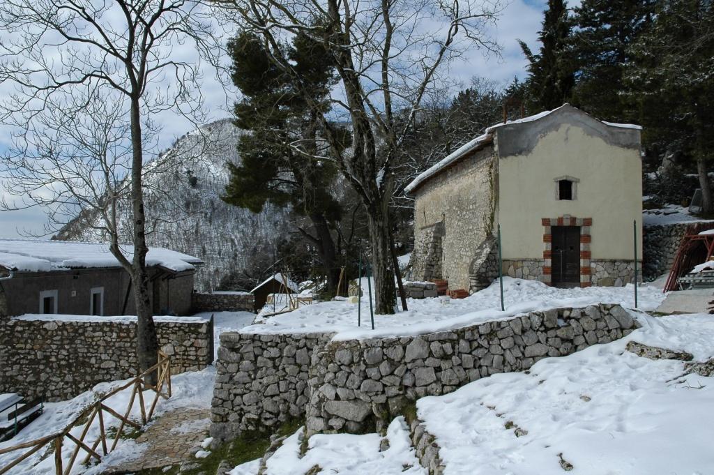 Itinerario Fossanova-Eremo di Sant'Erasmo