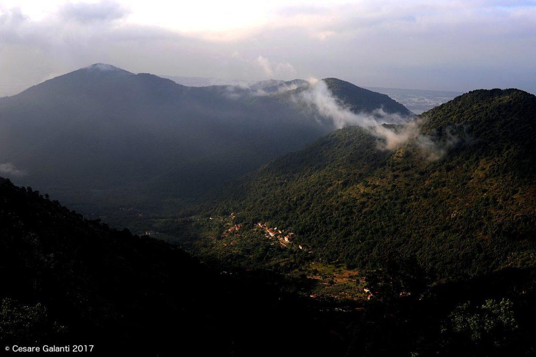 Itinerario Amaseno-Forcella Buana-Costa del forno