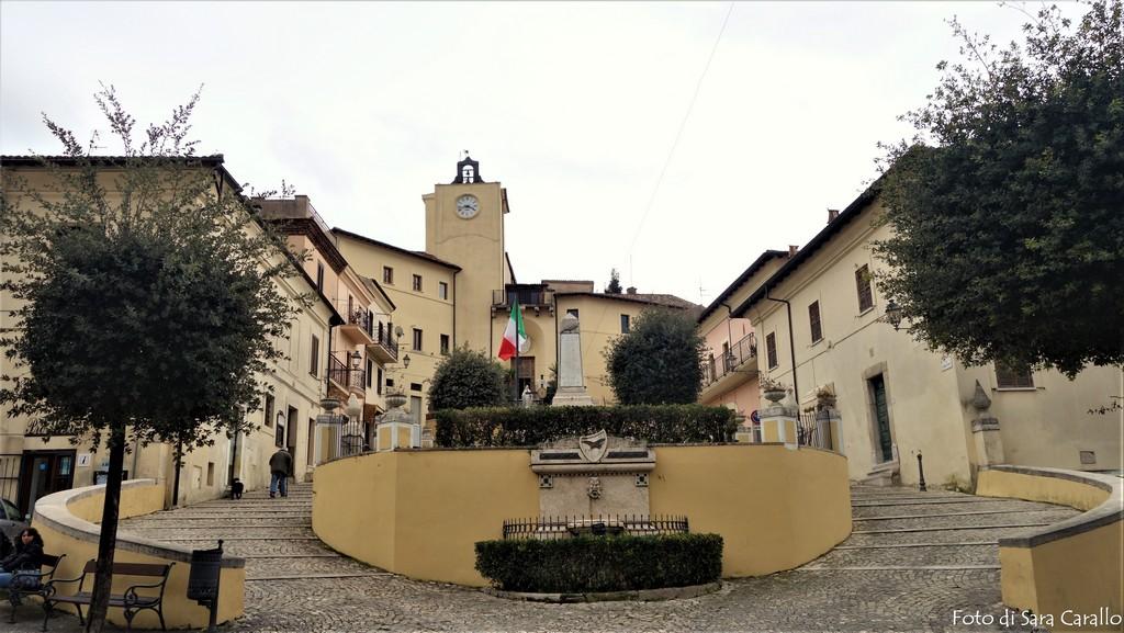 Roccagorga [Monumenti]
