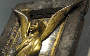 L'angelo di Amaseno al Museo Civico e Diocesano