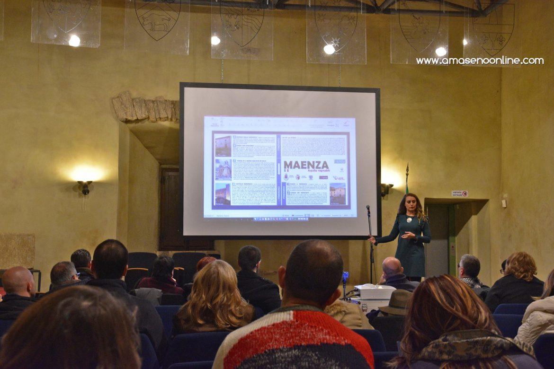 Maenza - Presentazione Portale culturale Valle dell'Amaseno