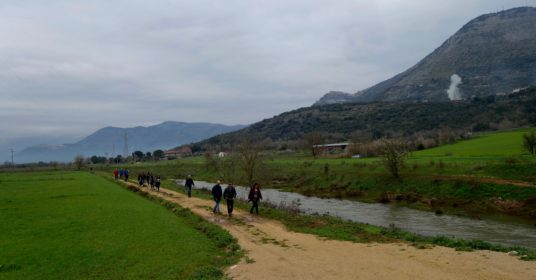 La Via Francigena del Sud sulle tracce di San Tommaso