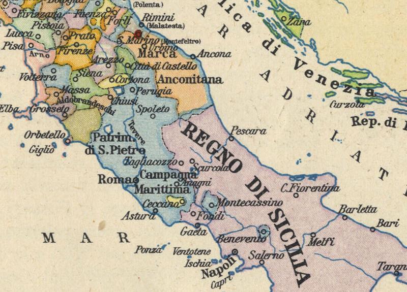 L'antica Contea di Ceccano