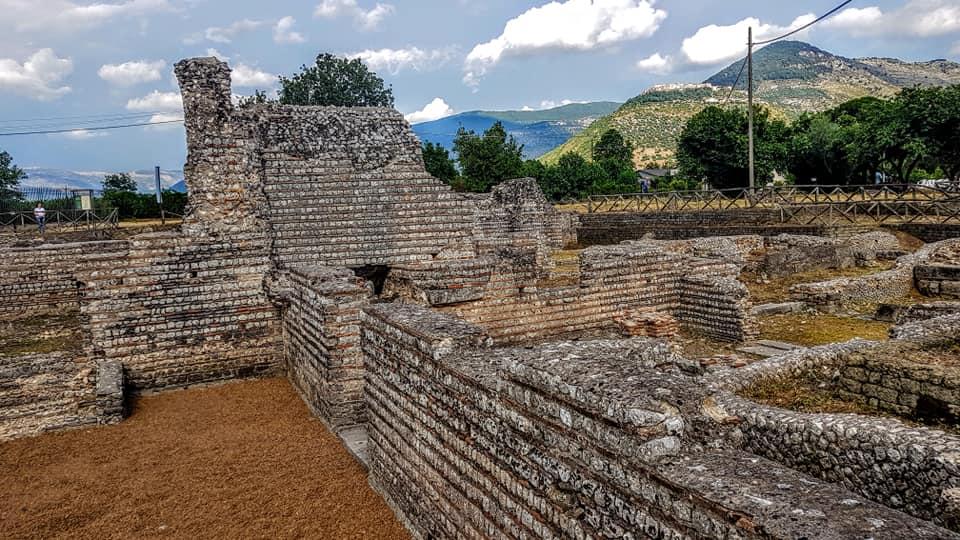 Riapre al pubblico l'area Archeologica Privernum