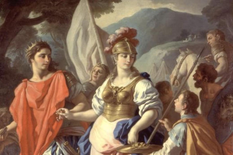 L'Eneide e la Montagna di Amaseno, di Roccasecca dei Volsci e di Sonninocome parte del Cammino della Regina Camilla